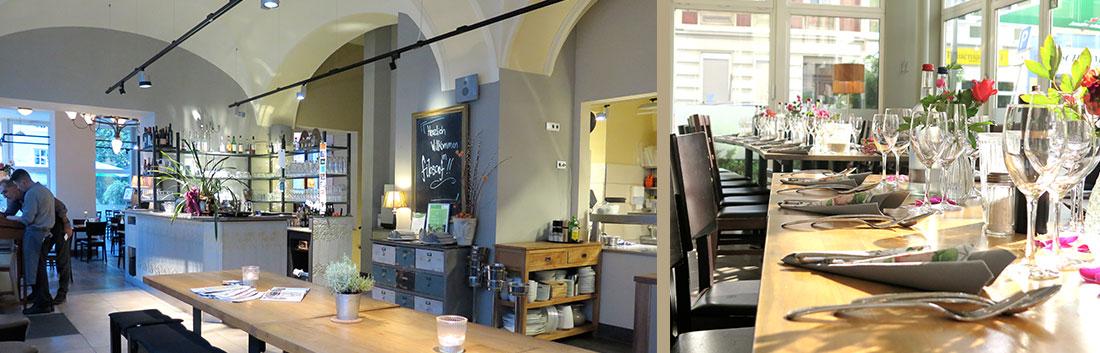 Restaurant, Café & Kochstudio - Filosoof | Bremen Neustadt
